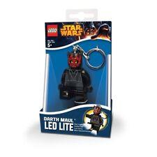 Lego Star Wars Darth Maul Led Key Light Key Chain by Santoki New & Sealed