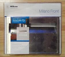 Milkcan Milano Front Stainless Steel Brick Insert - Letter Box