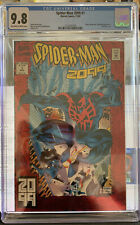 SPIDER-MAN 2099 #1 MARVEL 11/92 CGC 9.8 WHITE PAGES ORIGIN OF MIGUEL O'HARA 2099