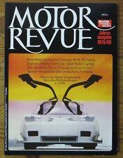 Motor Revue Jahresausgabe 1979/80 Test BMW Alpina B6 2.8,VW Iltis Geländewagen