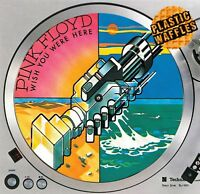 Pink Floyd Wish You Were Here Slipmat Turntable 12 Record Player DJ Audiophile