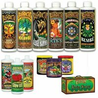 FOXFARM DIRTY DOZEN STARTER KIT NUTRIENT TIGER BLOOM GROW BUSHDOCTOR