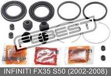 Cylinder Kit For Infiniti Fx35 S50 (2002-2008)