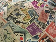 Older MINT US Postage Stamp Lots, all different MNH 5 CENT COMMEMORATIVE UNUSED