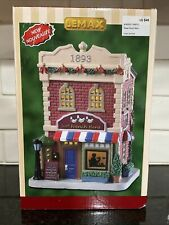 2019 Lemax Village Lighted Three French Hens Christmas Dept 56