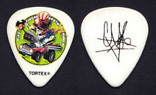 Five Finger Death Punch Chris Kael Signature White Guitar Pick - 2013 Tour 5Fdp