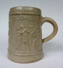 Chope à Bière avec Dicton Um 1850