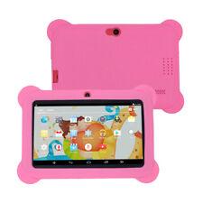 Tablet Bambini 7 Pollici con WiFi Quad-Core 512M + 8 GB Con Doppie fotocamere