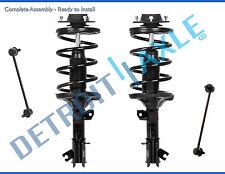 2003-2006 fits Hyundai Santa Fe 3.5L Front Strut Coil Spring Sway Bar Link Kit