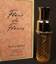 8211:NINA RICCI ,Paris,Fleur de Fleurs,Parfum de Toilette, Vaporisateur, in OVP.