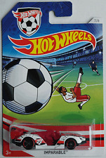 """HOT Wheels-imparable """"SOCCER Series 07/08"""" Nuovo/Scatola Originale Calcio"""