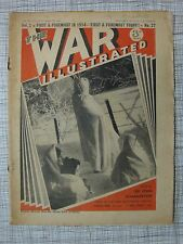 The War Illustrated # 27 (Graf Spee, Finland, Sylt, BEF, Maginot Line, Sweden)