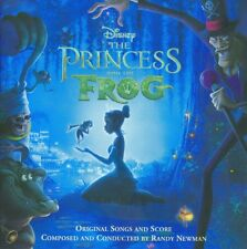 Princess and The Frog (ost) 0050087149215 CD