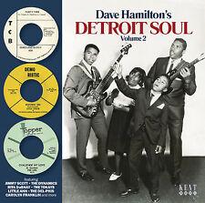 Dave Hamilton's Detroit Soul Volume 2 (CDKEND 440)