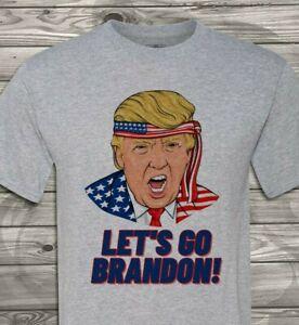 TRUMP - Let's Go Brandon - F**K Joe Biden - Free Shipping