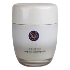 Tatcha The Rice Polish Deep Foaming Enzyme Powder Oily Skin 2.1oz/60g NOT SEALED