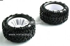Ruote Gomme Complete x 1:10 Off-road Monster Truck Truggy VRX RH10138 2 pz 10138