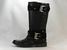 Miss Sixty Anya q00875, negra, cuero + nuevo + tamaños diferentes