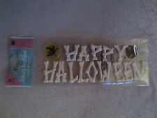 Jolee's Boutique Title Waves Happy Halloween Stickers