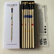 Blackwing Palomino Volumes 155 Pencil Bauhaus Movement Set of 12