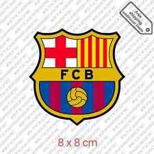 FC Barcelona logo sticker Barca Spain football soccer car bumper decal