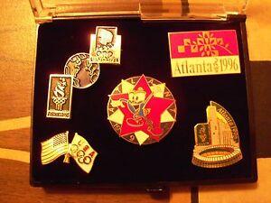 1996 atlanta olympic pins#2