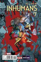 All New Inhumans #1 (2016) Marvel Comics