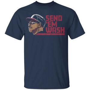 Ron Washington Atlanta Braves Send 'Em Wash T-Shirt S-5XL