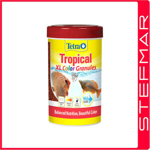 Tetra TetraColor Tropical Granules 300g Colour Bits Sinking Fish Food