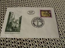 """Ersttagsbrief """"Christus Medicus"""" Kongress 1990 in Bad Ischl  7 Schilling Sonderm"""