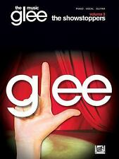 Showstoppers (2010, Paperback) GLEE --Songbook Sheet Music Song Book