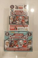 2020 Panini Contenders NFL Football Cards Blaster Box NEW SEALED Unopened