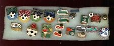 Soccer Collectable Pins