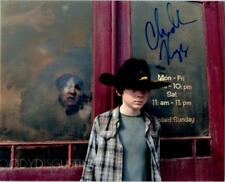 Chandler Riggs Walking Dead 8x10 Signed Photo Autographed Picture with COA