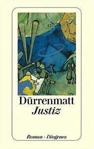 Justiz von Dürrenmatt, Friedrich   Buch   Zustand gut