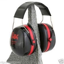 HECKLER KOCH HK Shooting Hearing Ear Protection Earmuff Peltor HK45 P7 VP9 MP5