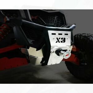 Front Bumper w/winch mount Kit for Canam Maverick X3 & X3 MAX
