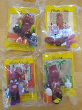 Hardees Limited Collection Series California Raisins Lot of 4