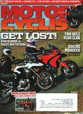 Motorcyclist - December 2010 - Adventure-Touring Comparison - BMW R1200GS vs.