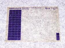 Microfich Ersatzteilkatalog Ersatzteilliste Hercules Motorroller City CV80 3/82