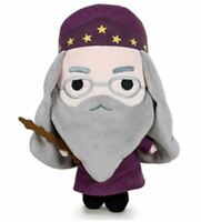 """OFFICIAL HARRY POTTER DUMBLEDORE 10"""" PLUSH SOFT TOY TEDDY NEW WITH TAGS"""