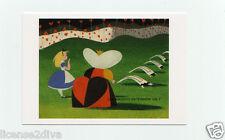 DISNEY POSTCARDS COLLECTIBLE SET OF 10! ALICE IN WONDERLAND 1951! DISNEY ART!