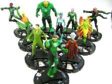 Heroclix Green Lantern Gravity Feed complet-set tous les 10