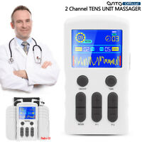 OSITO TENS Unit & EMS Machine Body physiotherapy Muscle Stimulator Relief Pain