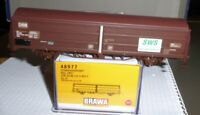 Brawa 48977 Sliding Wall Wagon Hbis Toys Sws Bubbles the Dsb Epoch 4 New Boxed