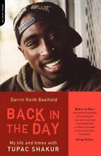 Back in the Day: My Life and Times With Tupac Shakur-ExLibrary