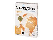 Kit 10 X Navigator Organizer Papier Cop 080 C 1 A 4 Hochweiß Ge
