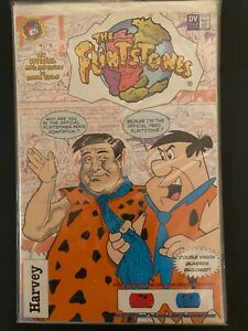 The Flintstones Official Movie Comic Book Sealed with 3D Glasses NM Harvey 1994