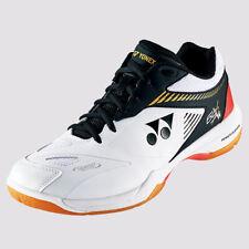 Yonex Badminton Squash Indoor Shoes SHB65X2 Mens Wide, Power Cushion+, Wht/Blk