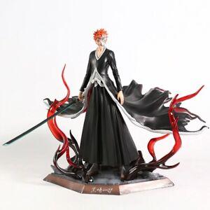 BLEACH Kurosaki Ichigo Hollow Mask Ver. GK Action Figure Collectible Model Toys